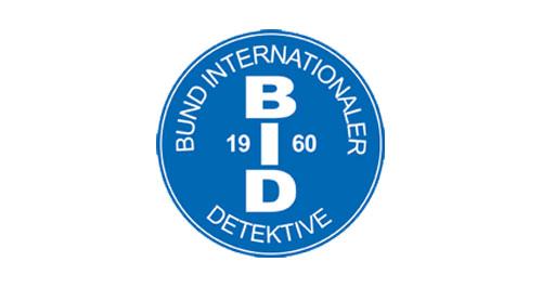 Bund Internationaler Detektive Logo